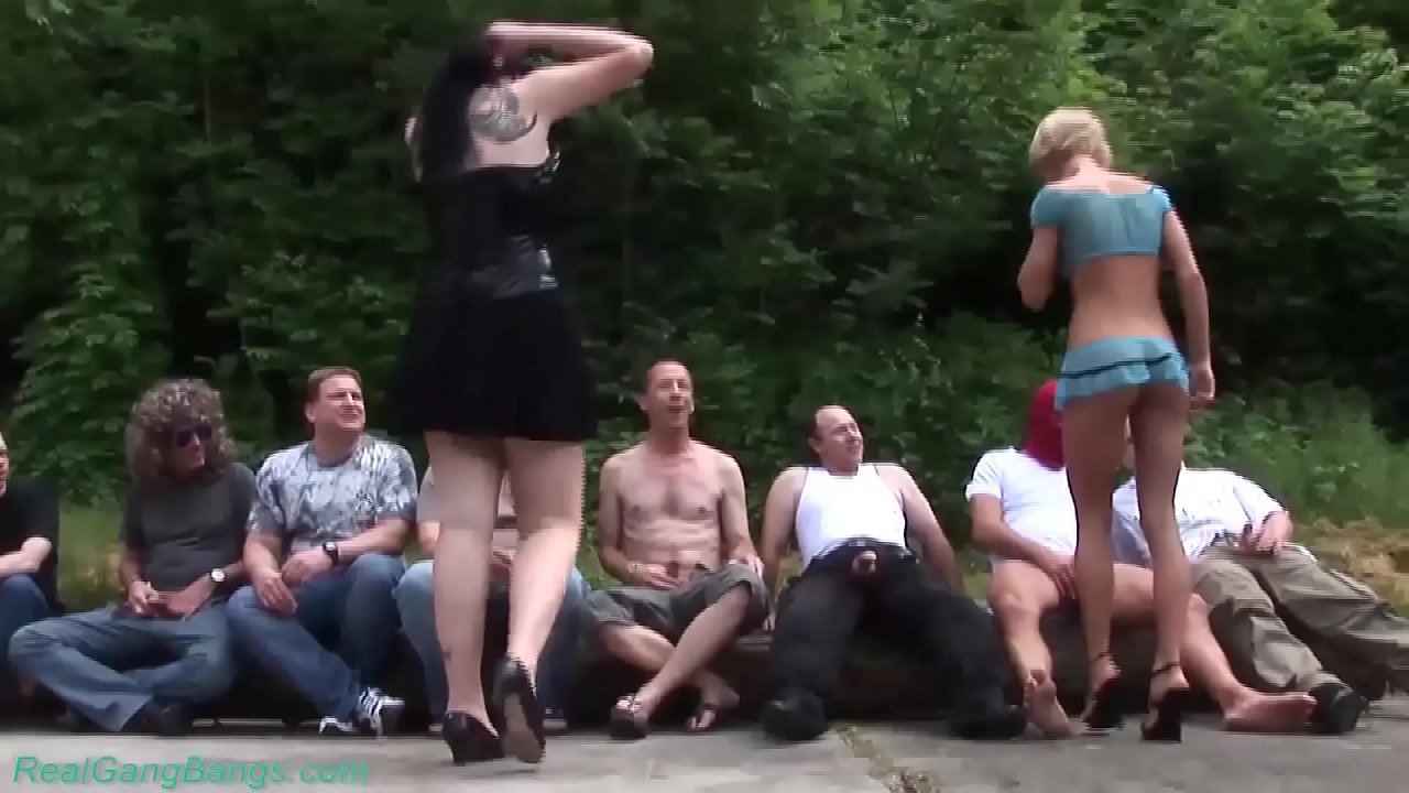 College Brunette Anal Party