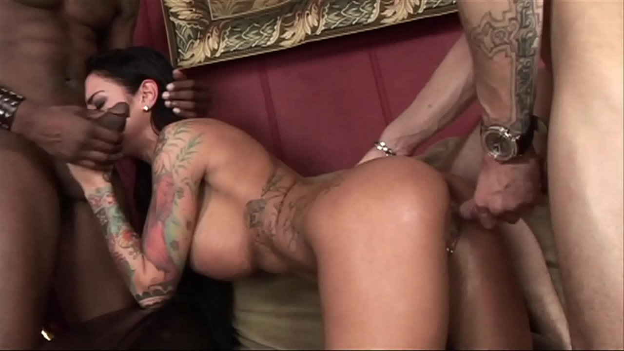Big Dick Rough Gangbang