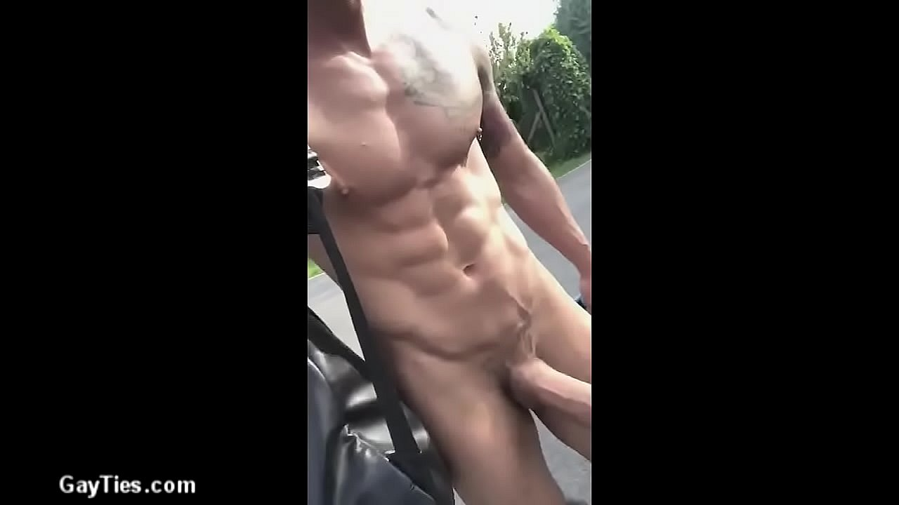 Tearing Off Clothes Public