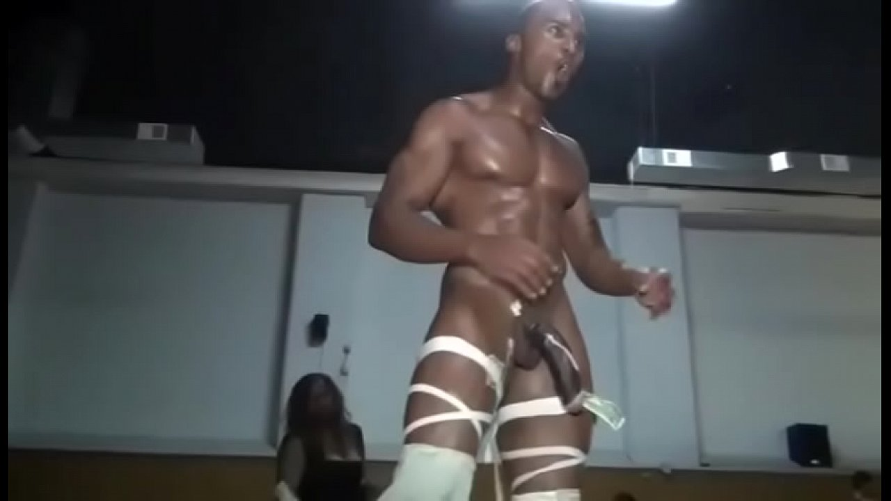 Black Male Fleshlight Fuck