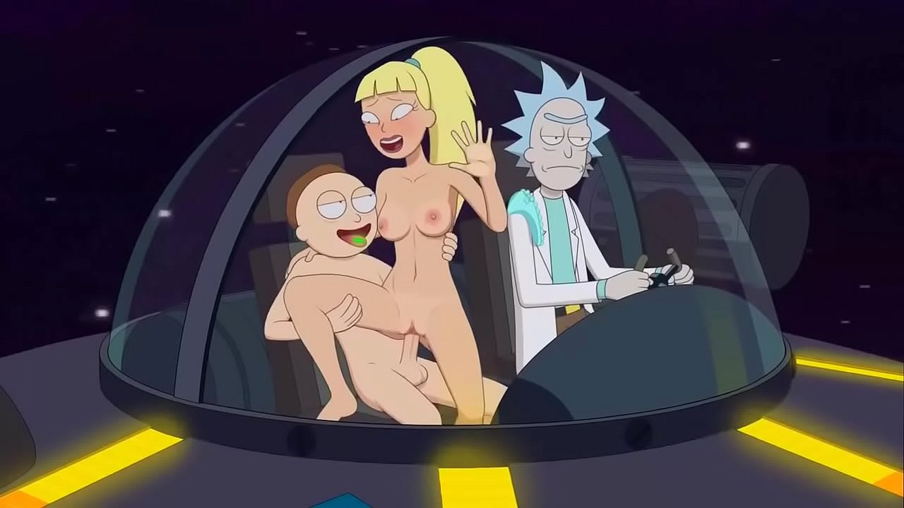Rick And Morty Nude