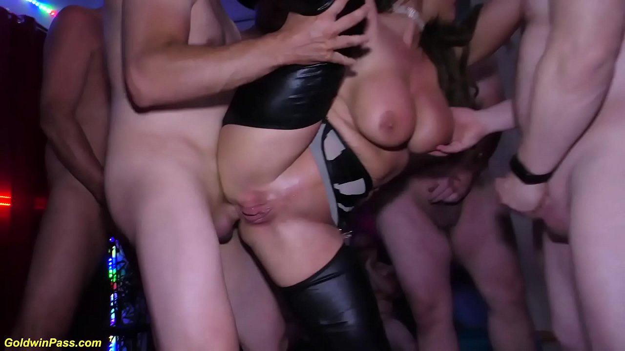 Anal At The Party