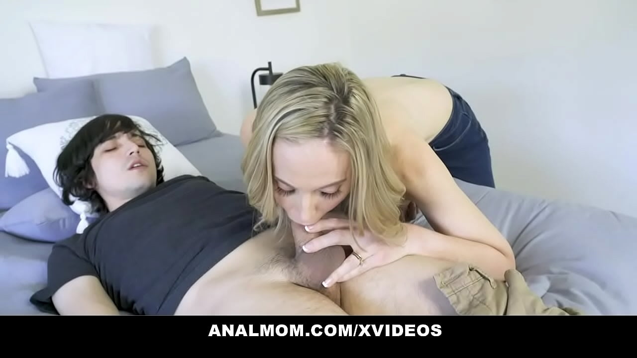 Business Mom Lilly James Makes Anal Deal With Son's Bully  - 20