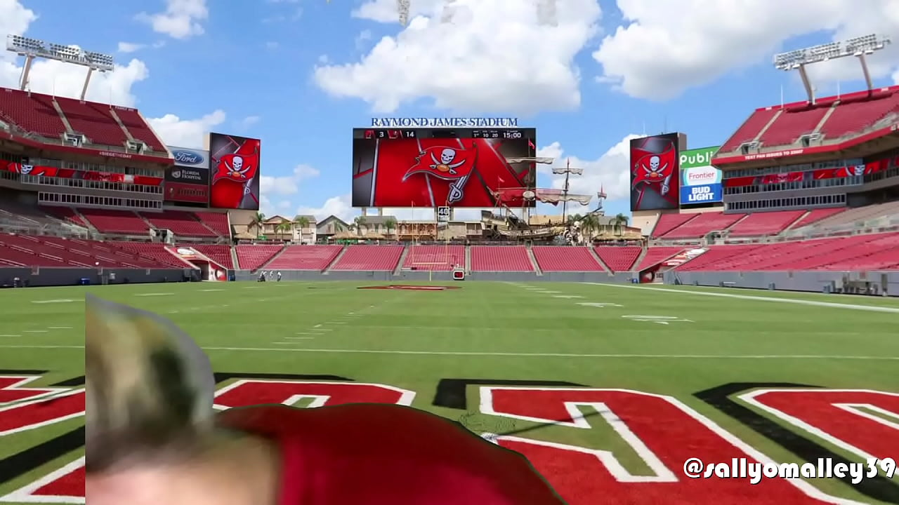 Tampa Bay All The Way In The Super Bowl starring Sally O'Malley  thumbnail