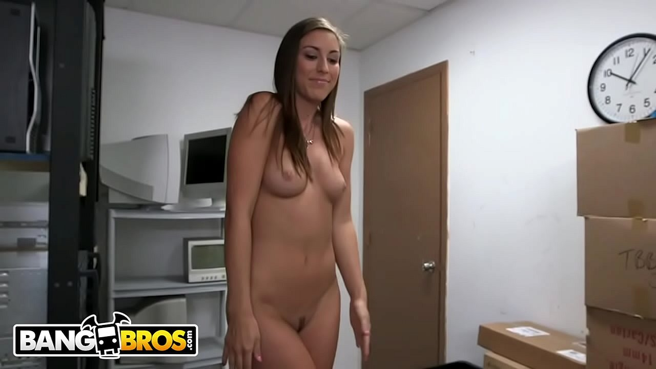BANGBROS - Rilynn Rae Gets Her Big Ass Banged In Back Room During Casting Call