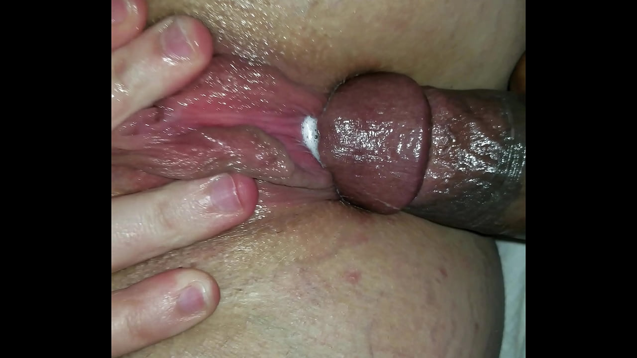 Hubby Gets Sloppy Seconds