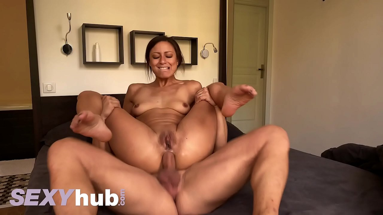 Mexican Milf Anal Creampie