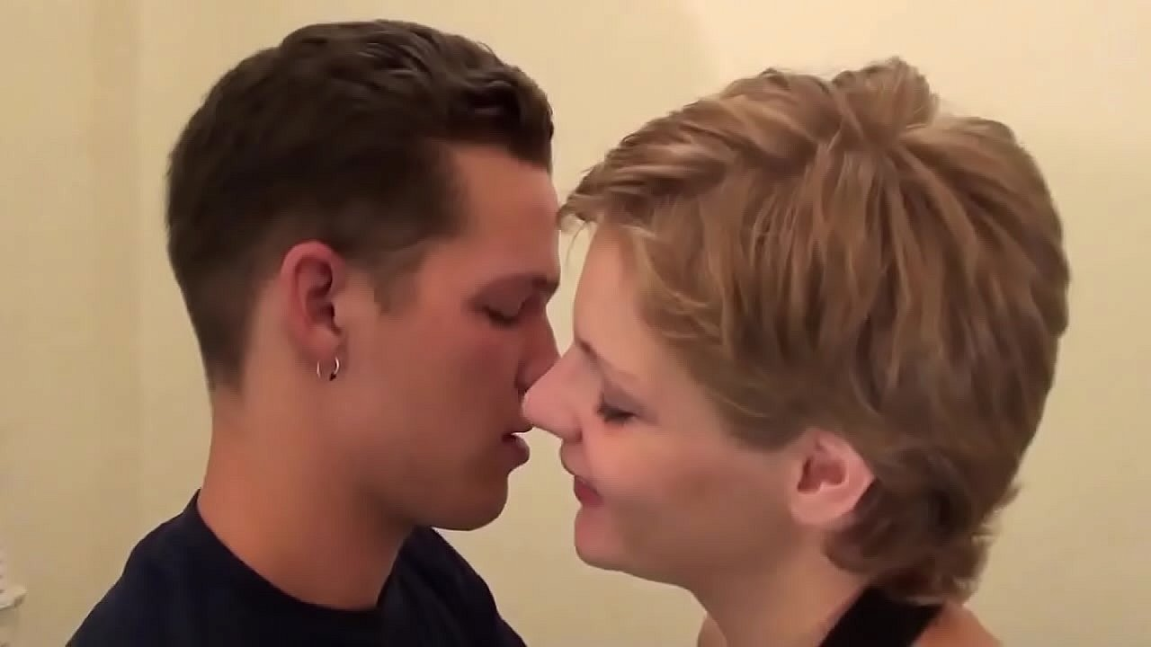 August takes the first time of his virgin girlfriend