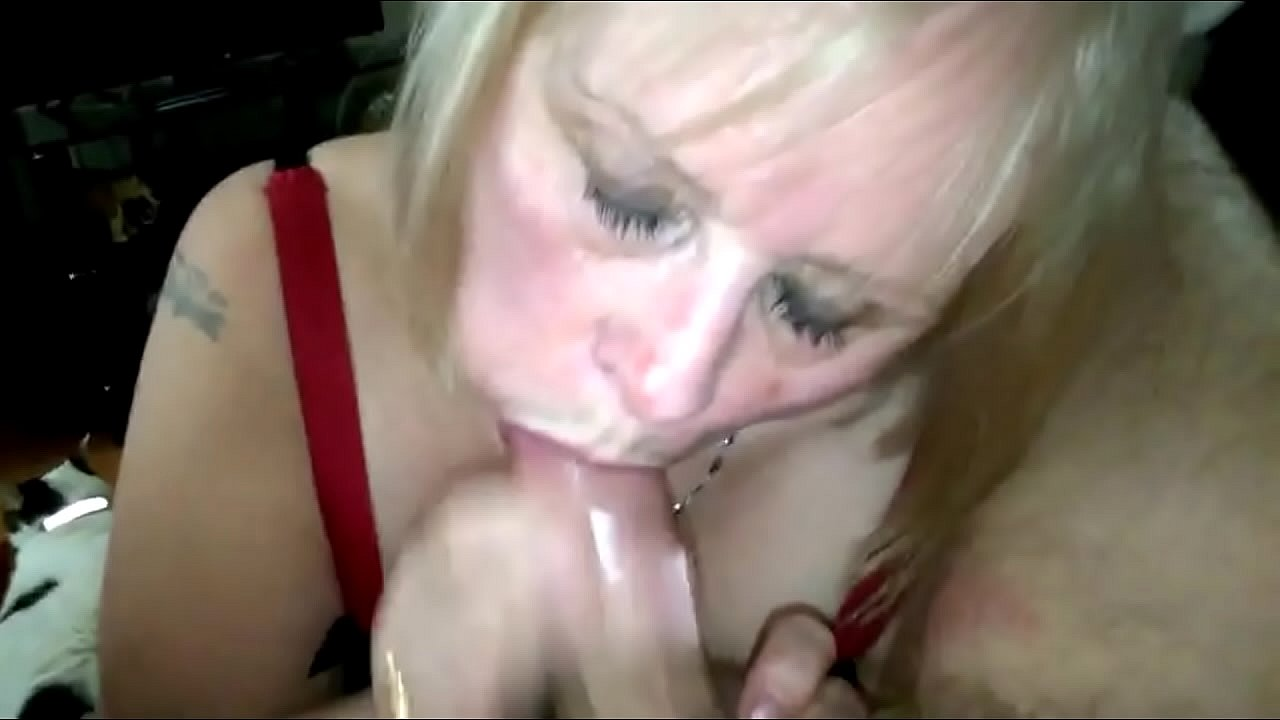 thick blonde pawg fucked