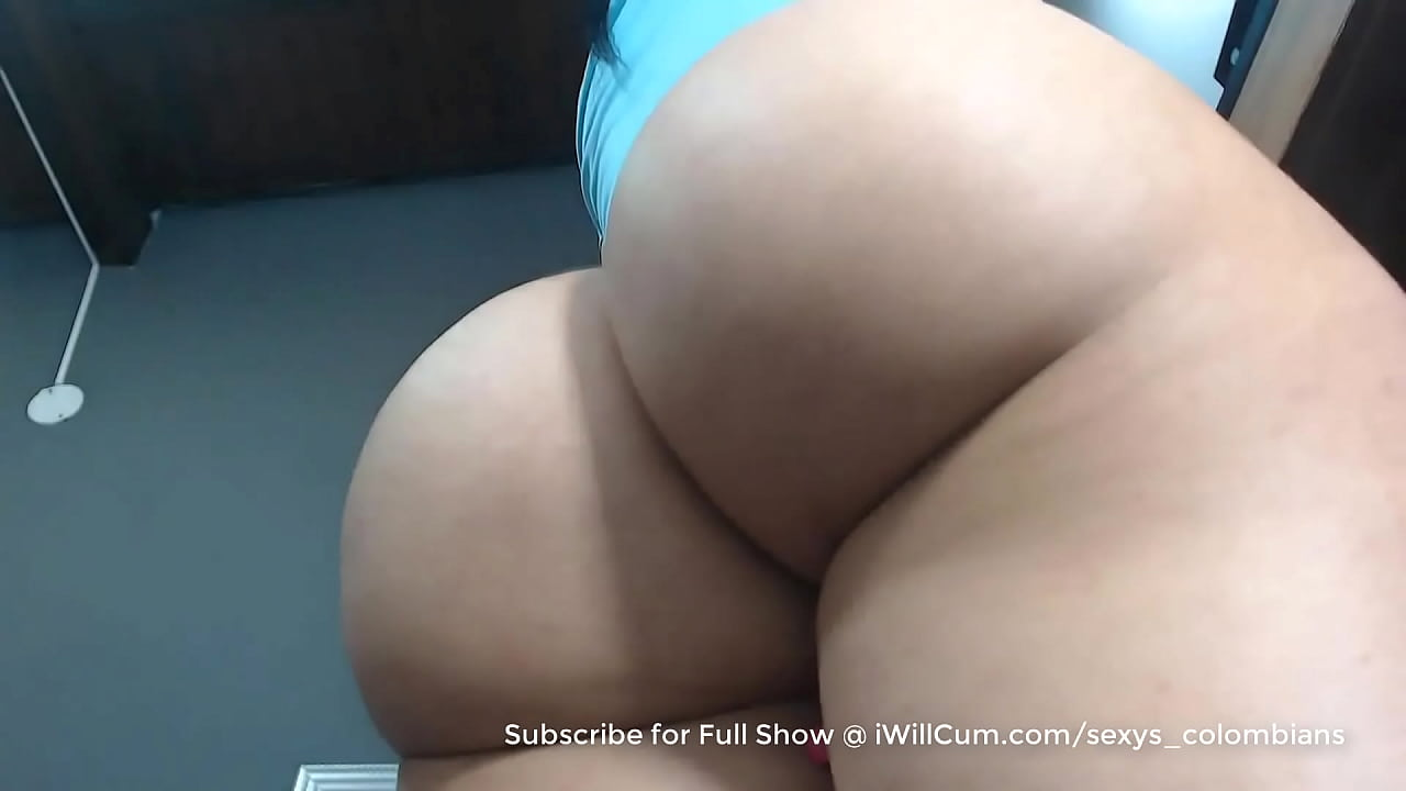 Big Bubble Butt Gangbang