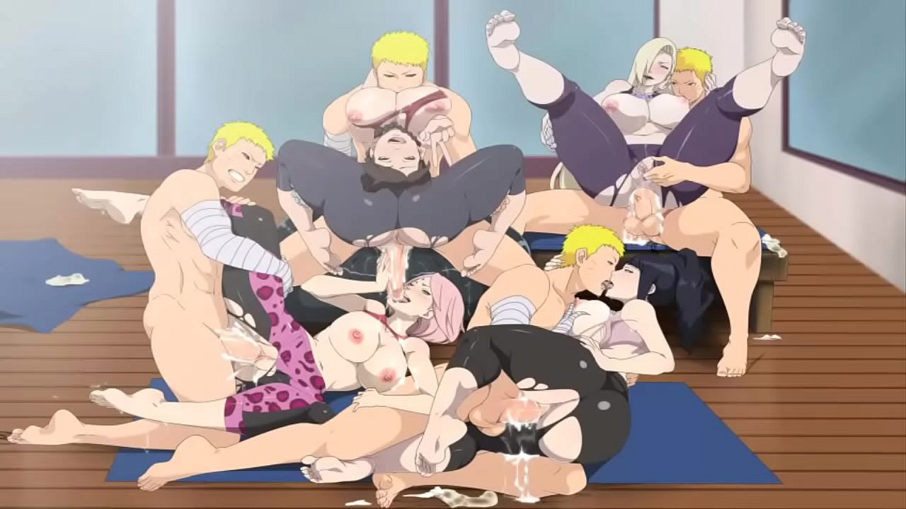 Naruto Multiplies And Fucks All The Wives Of The Village See