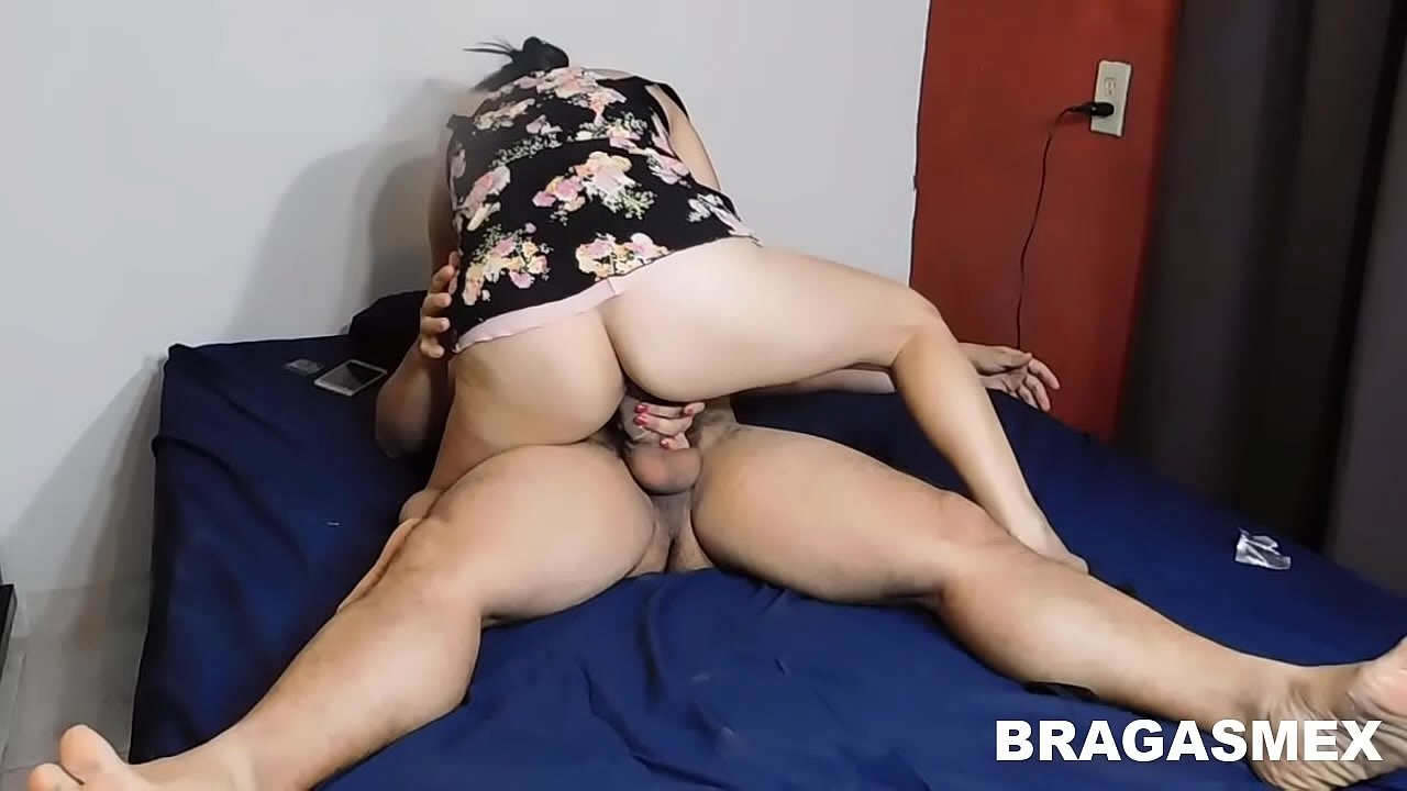 College Couple Making Love