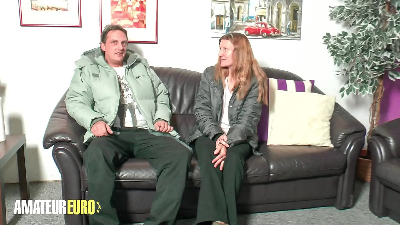 Chubby Teen Fucked Couch