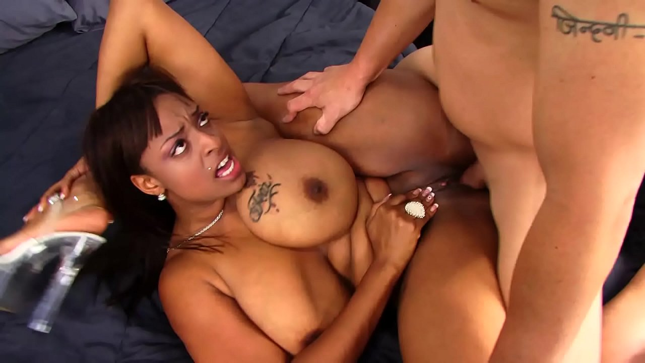 Ebony Milf Young White Guy
