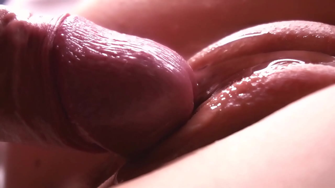 Squirting Cum Out The Pussy
