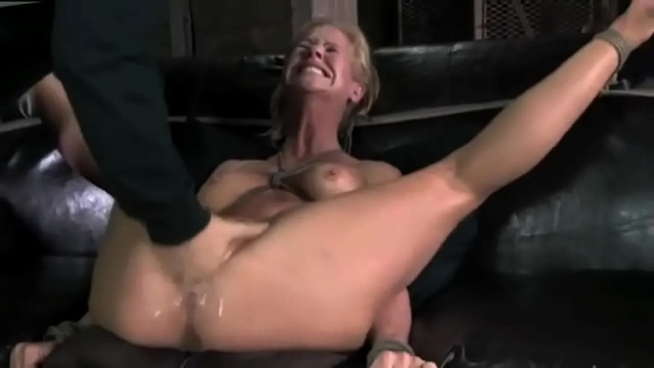 Big Tits Big Ass Blonde Milf