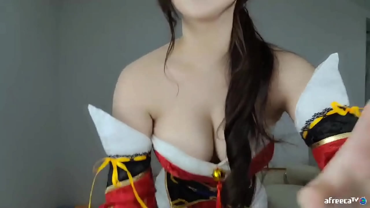 Cosplay naked ahri The Best