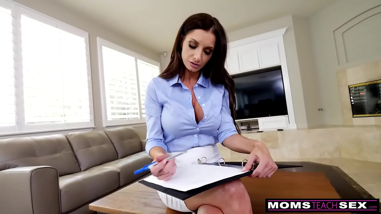 She Teaches Her Stepson To Do The Chores Good