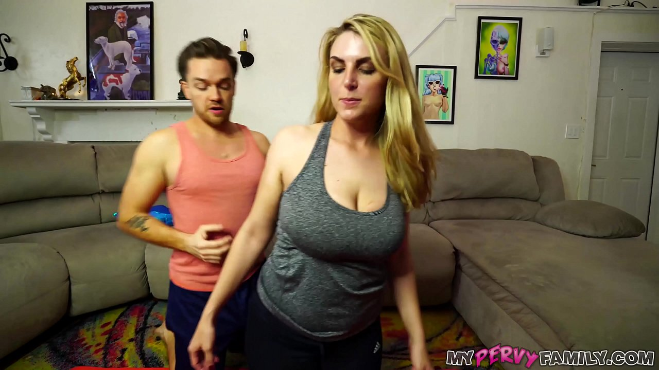 Blonde yoga mom suck dick x the Busty Mom Gets Stretched Out By Big Dick Son Xvideos Com
