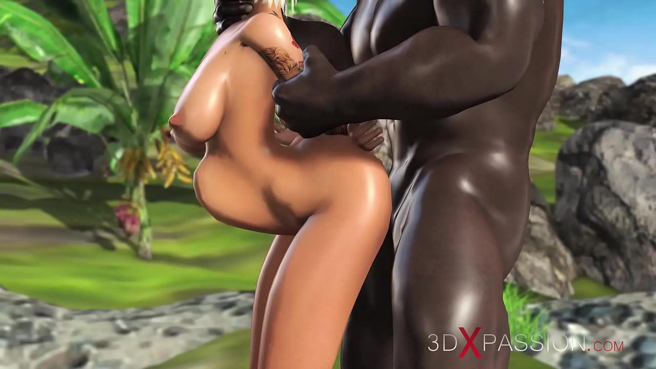Beastman 3D Porn 3dxpassion. sweet schoolgirl dreams to have sex with a