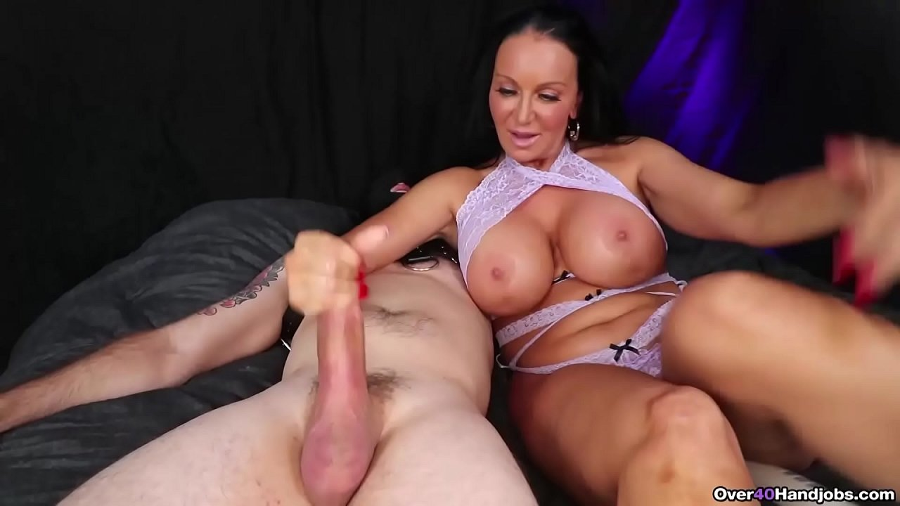 Delightsome chick bounces on cock