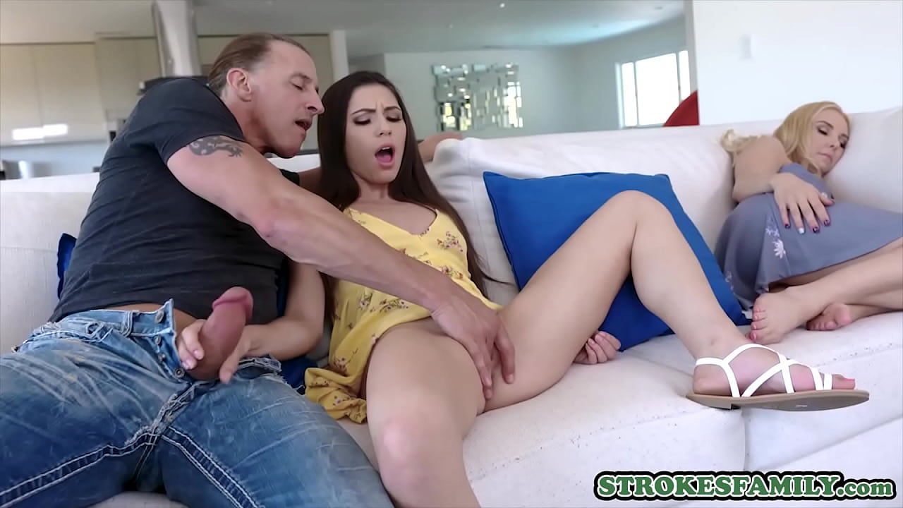 Eating My Step Daughters Pussy