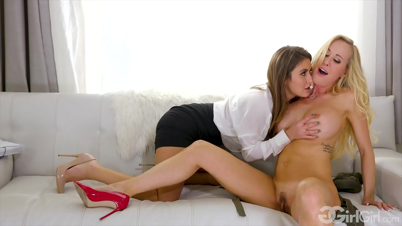 Surprise Threesome Step Mom