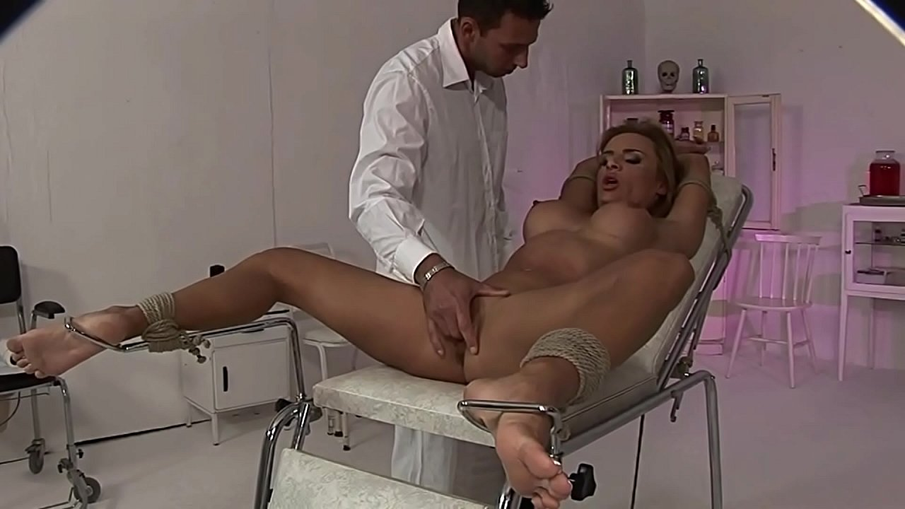 Bonny Bon, gets what she deserves.The full BDSM bondage sex movie.