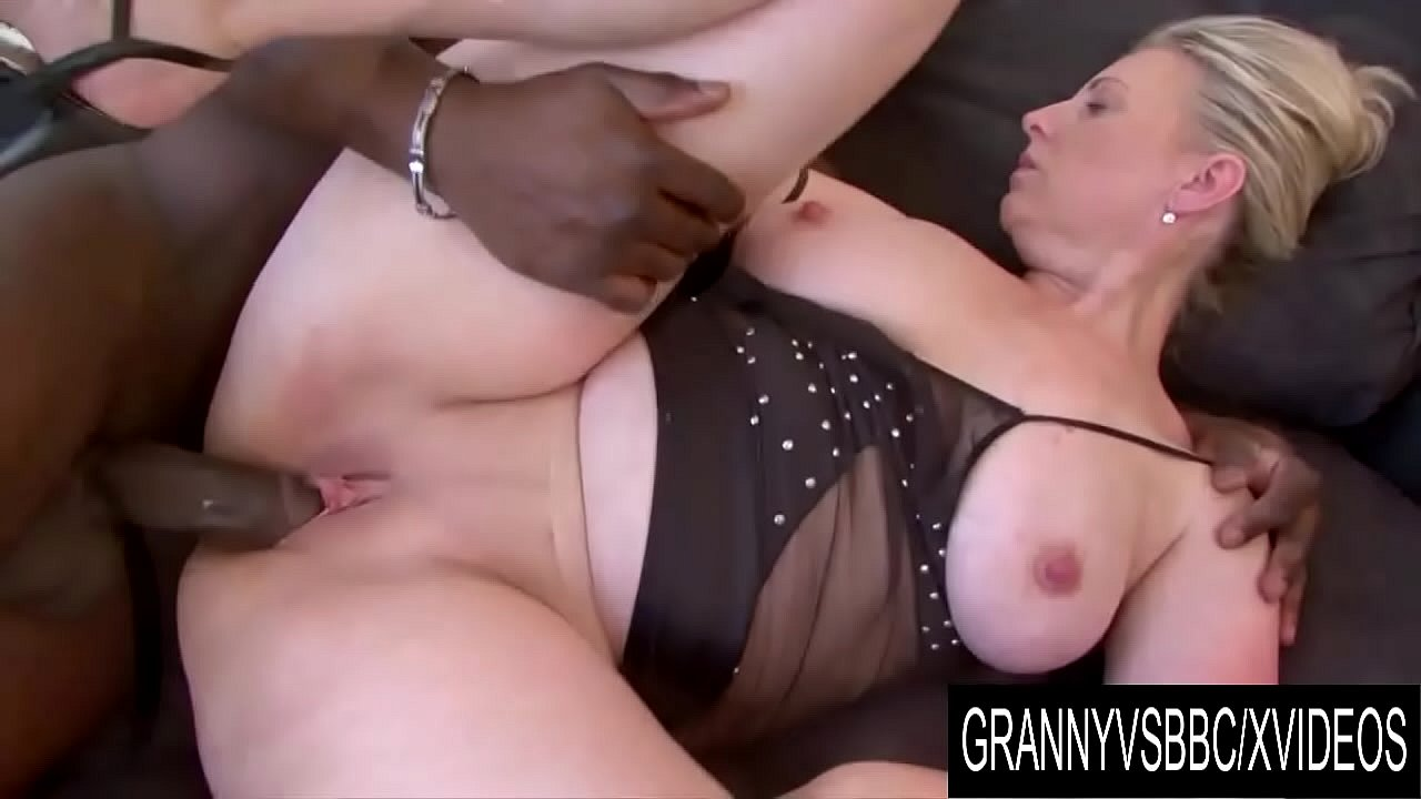 Mature Brunette Wife Threesome