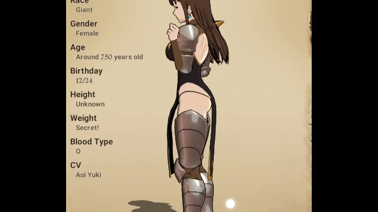 """7 Deadly Sins Grand Cross - Green """"Creation"""" Fighter Diane 360 Hero Motions Animations Portrait Mode"""