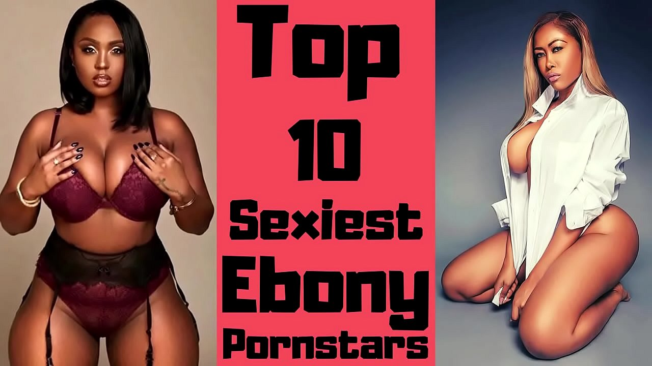 new ebony porn star models