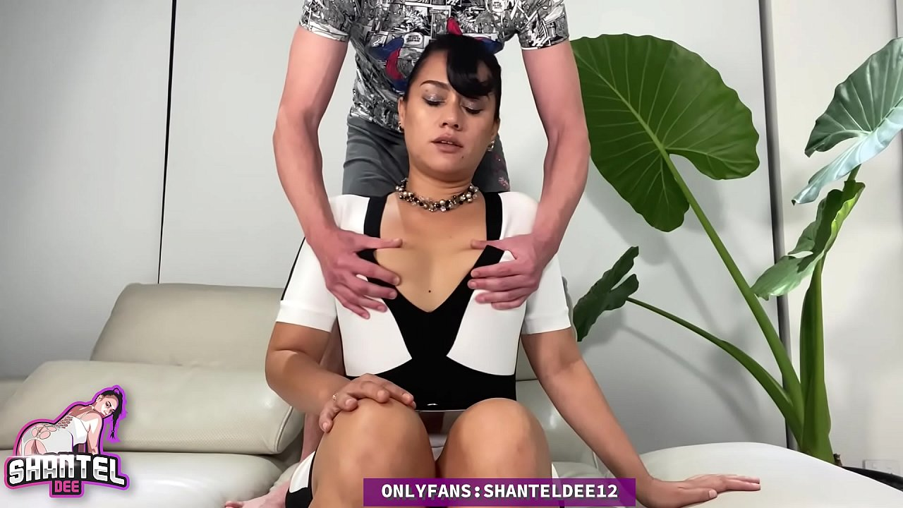 """You Can't Fuck My Face s. Im Your m.!"" s. gives Mom Massage! Grope Tits! Rub Dick On Arm! Shoves Dick in StepMoms throat! Shantel Dee Deepthroats Her s.s Huge Cock Double Cum in Mouth"