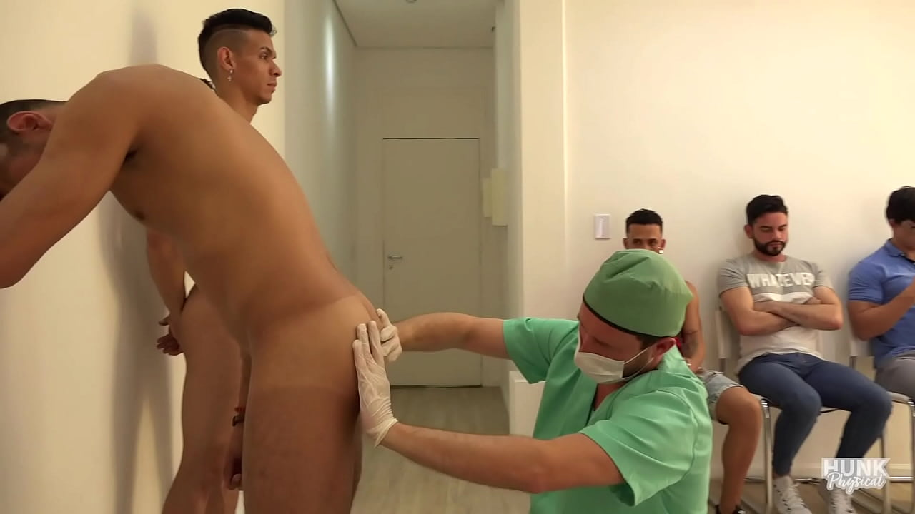 Male asshole examination video new sex images