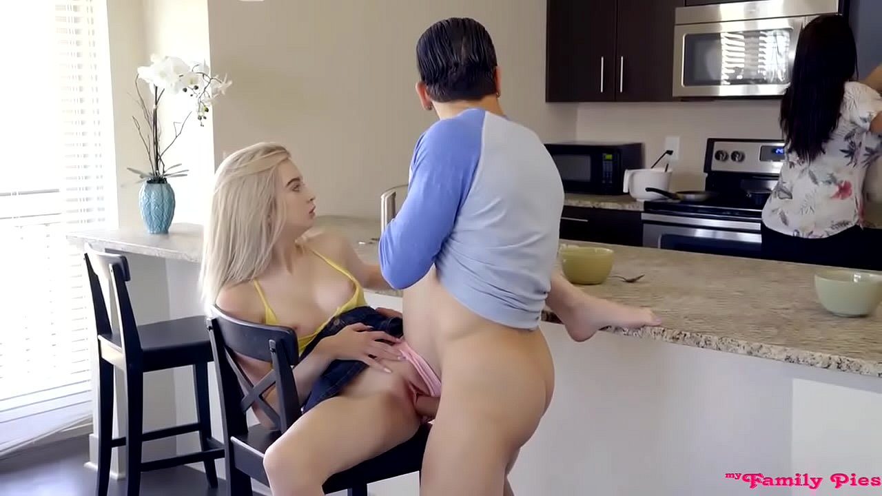 Step Mom Sister Fuck Son