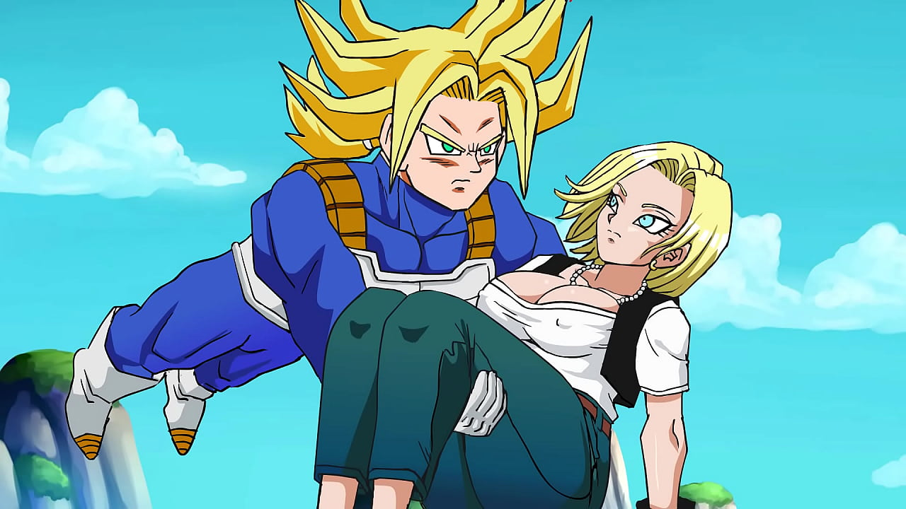 Hentai android 18 Android 18