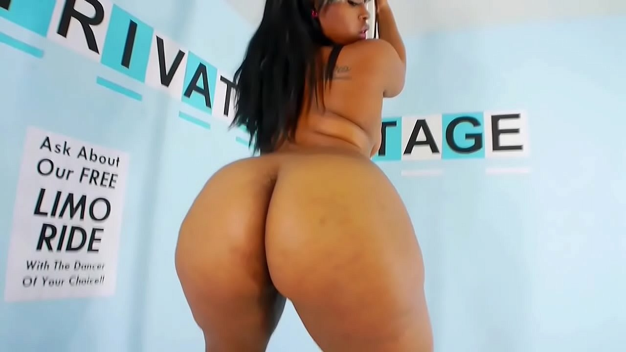 Big Ass Light Skin Ebony