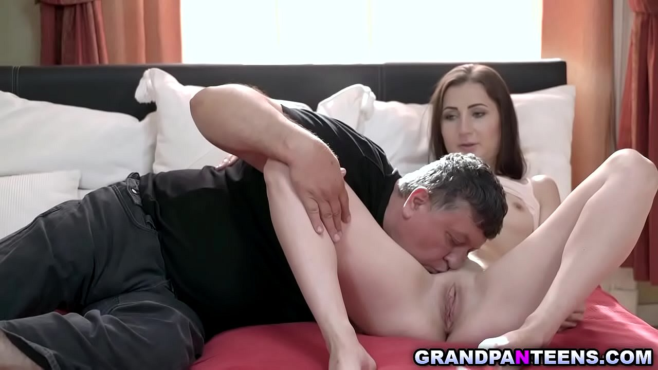 Old Man Loves Young Pussy