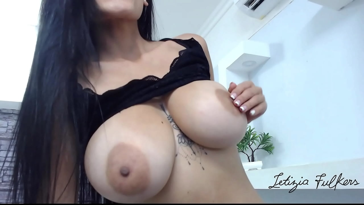 Perfect Natural Teen Tits Pov