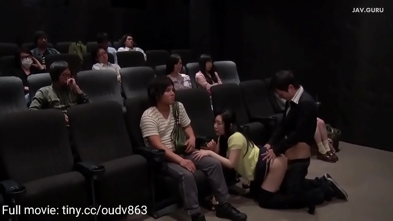 Getting fucked in the cinema Girlfriend Fucked By Strangers In The Cinema Xvideos Com