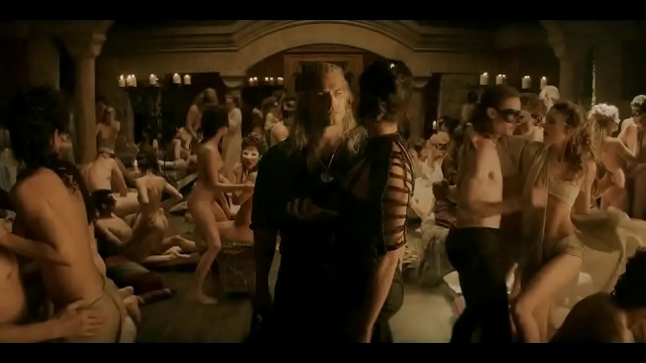 Amateur Porn Custome The Witcher anya chalotra & naked orgy scene - the witcher s01e05