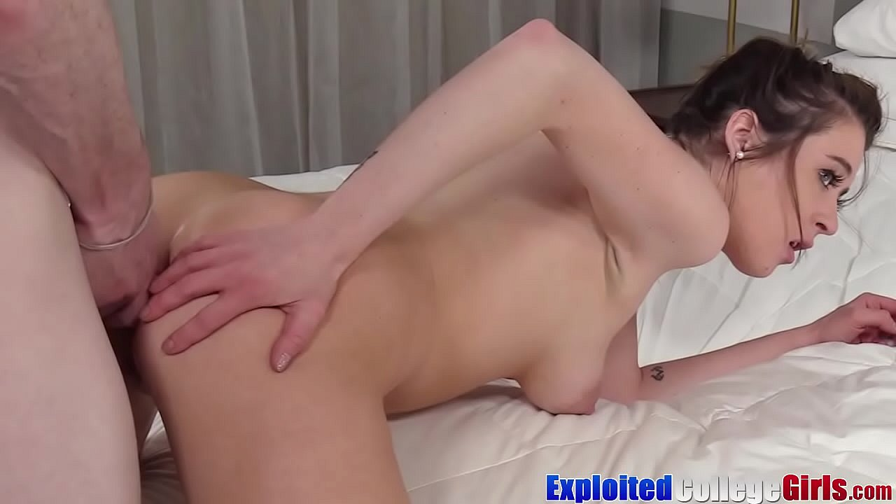 College Girls First Anal