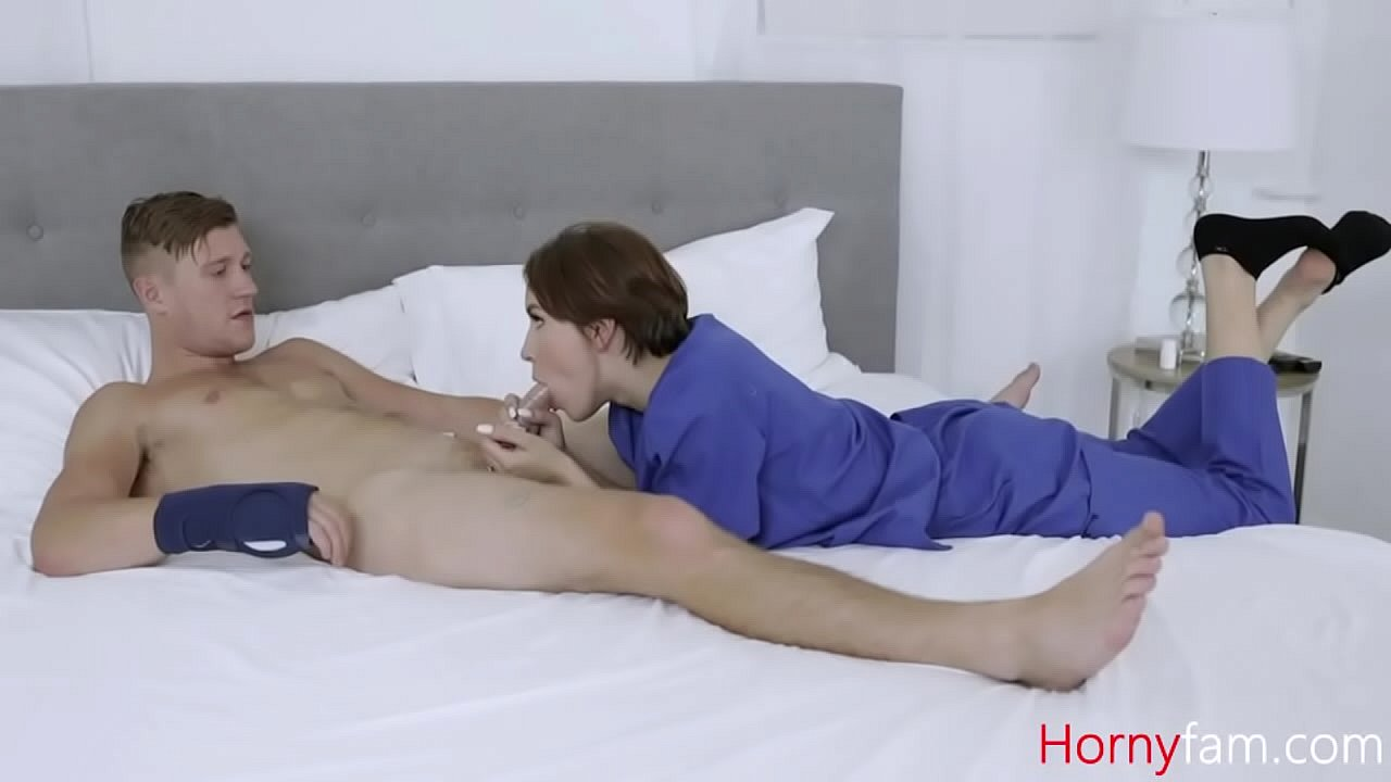 Red Head Sister Fucks Brother