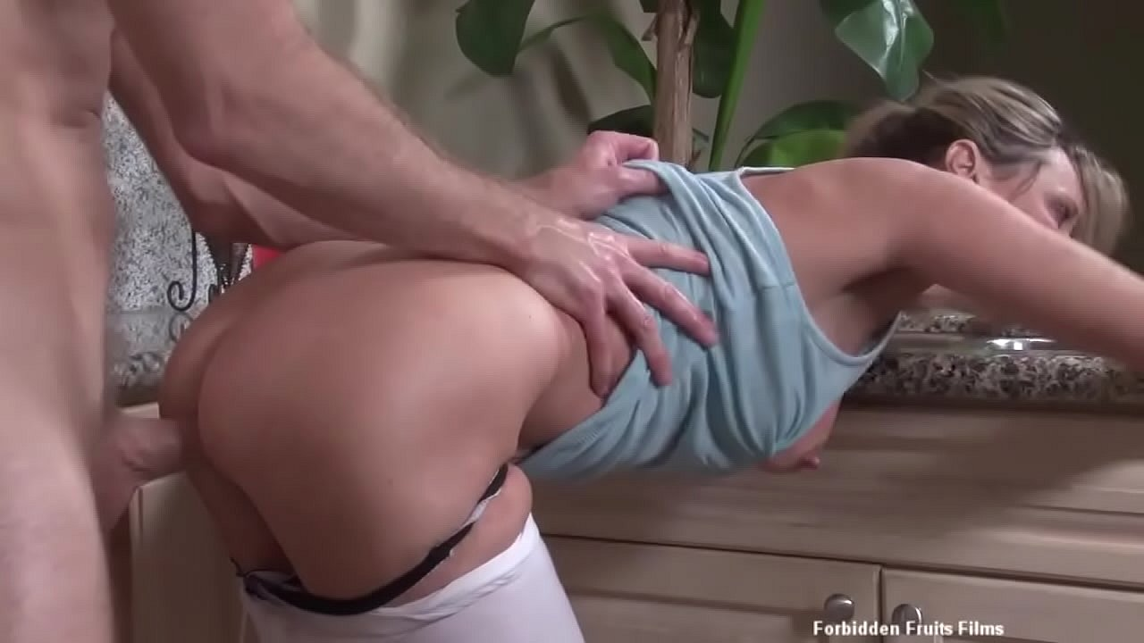 Step Mom Fucks Son Caught