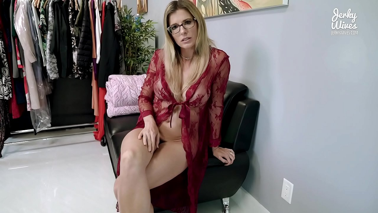 Step Mom Wants Son Dick