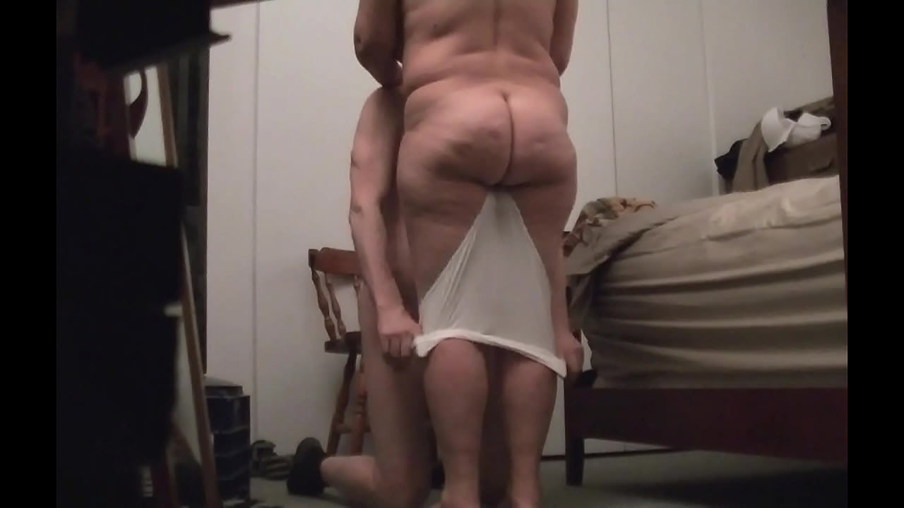 Wife Undressing