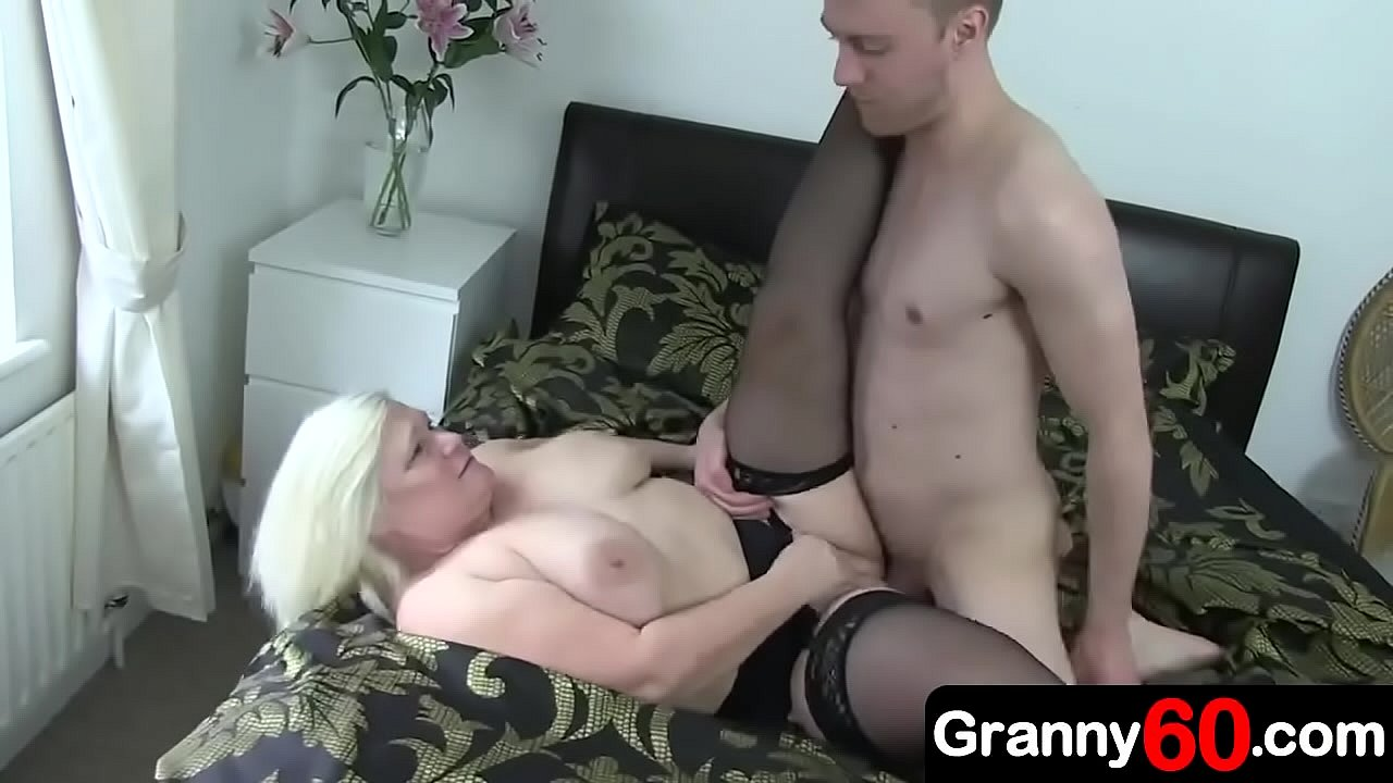 Old Men Young Girl Threesome