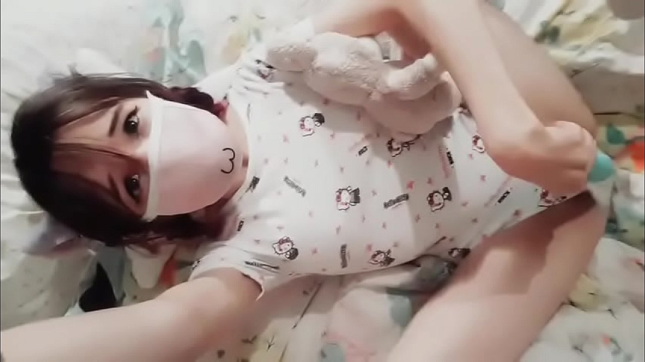 Young Asian Girl Orgasm