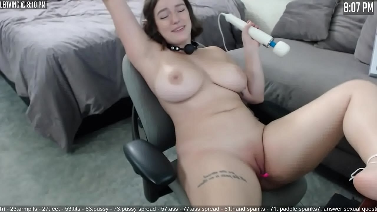 Big Tits Blond Solo Girl