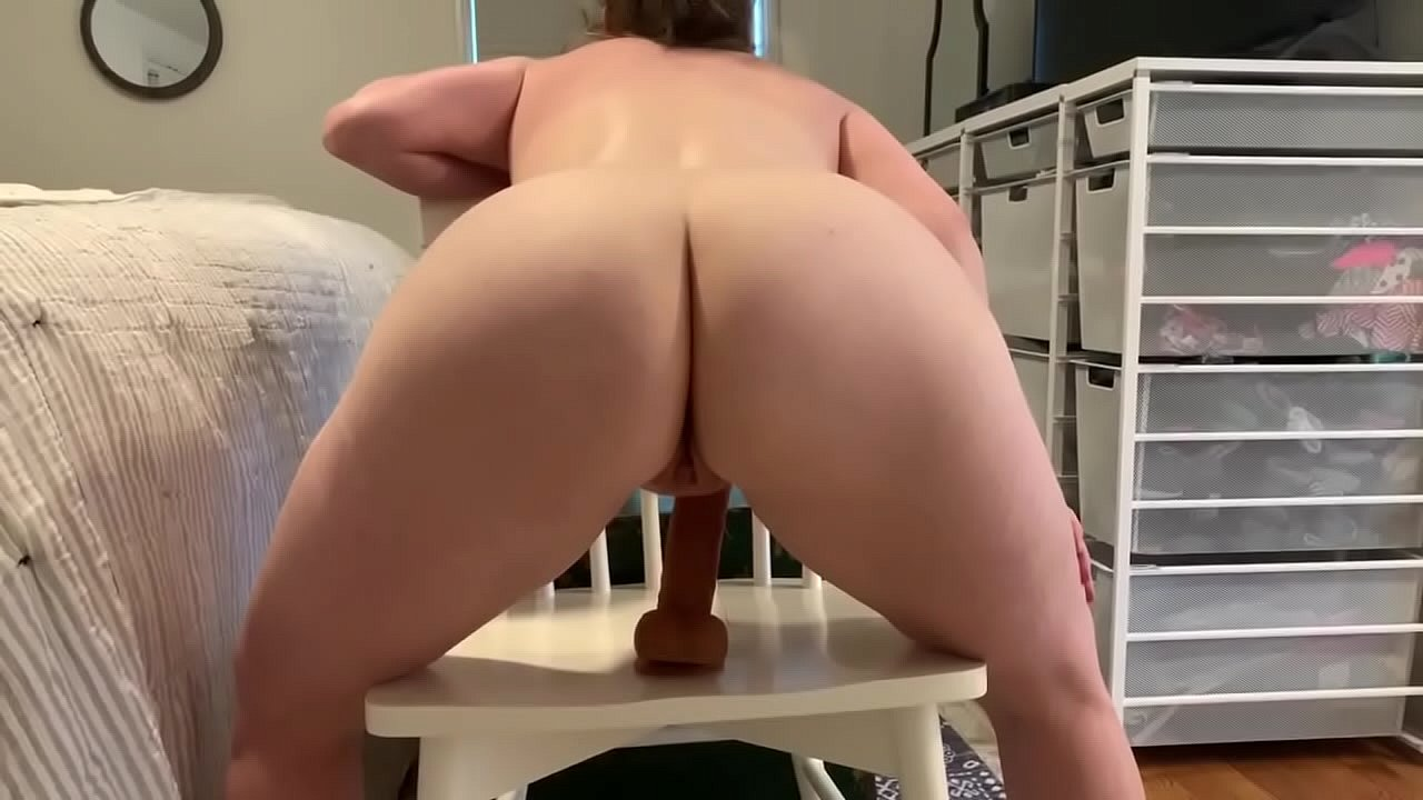 Big Ass Teen Dildo Ride