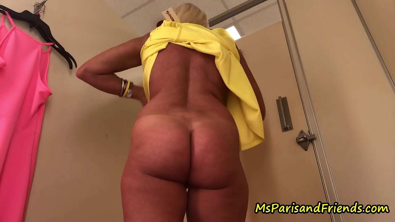 Sexy Shopping with Ms Paris Rose 2